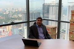 New Office at Bangsar South (8 Sept 2020)
